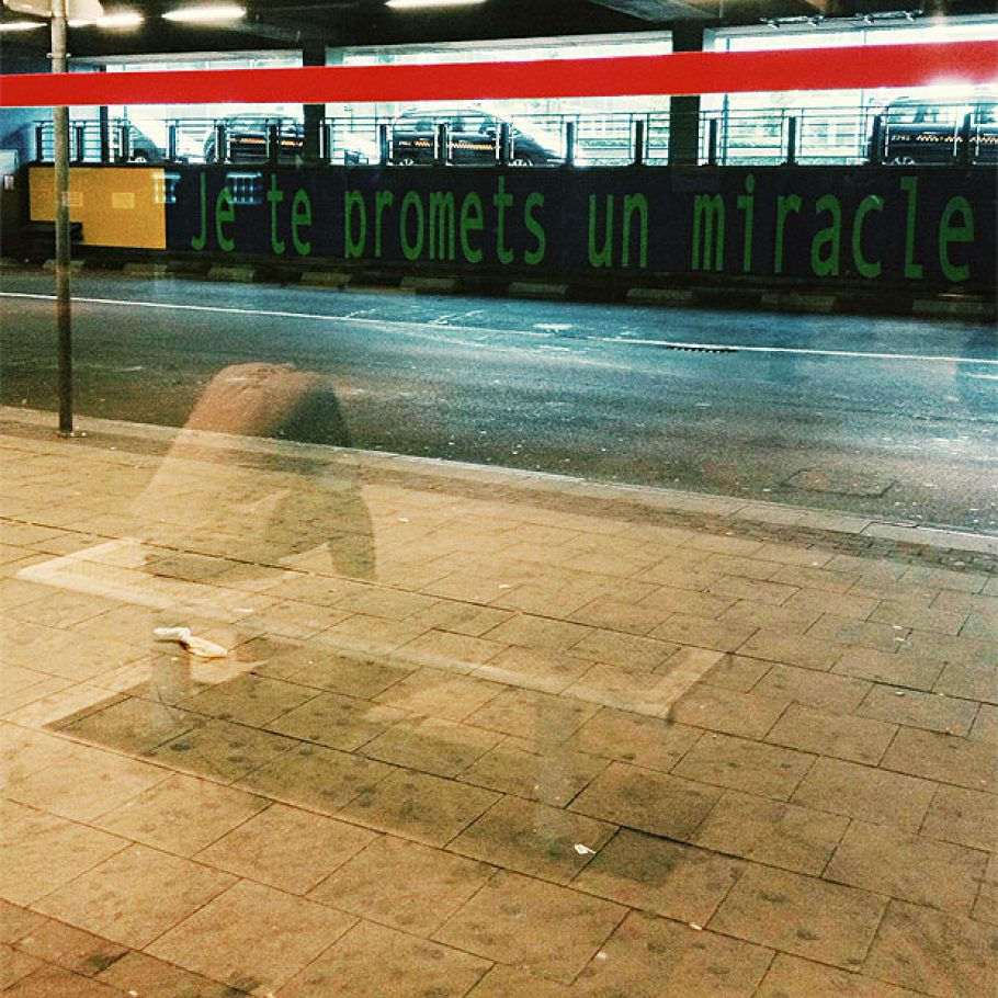 I promise you a miracle by Julien Tatham - 2014