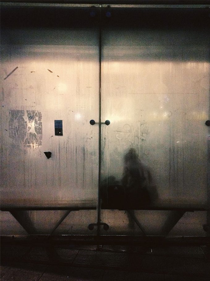 Corner of loneliness by Julien Tatham - 2014