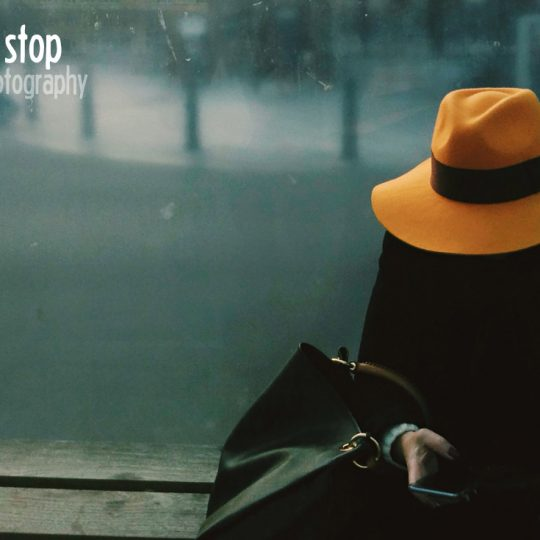 Us Stop - photographies de Julien Tatham