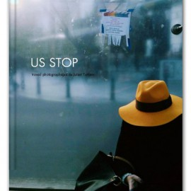 """Us stop"" book of Julien Tatham's photographies"